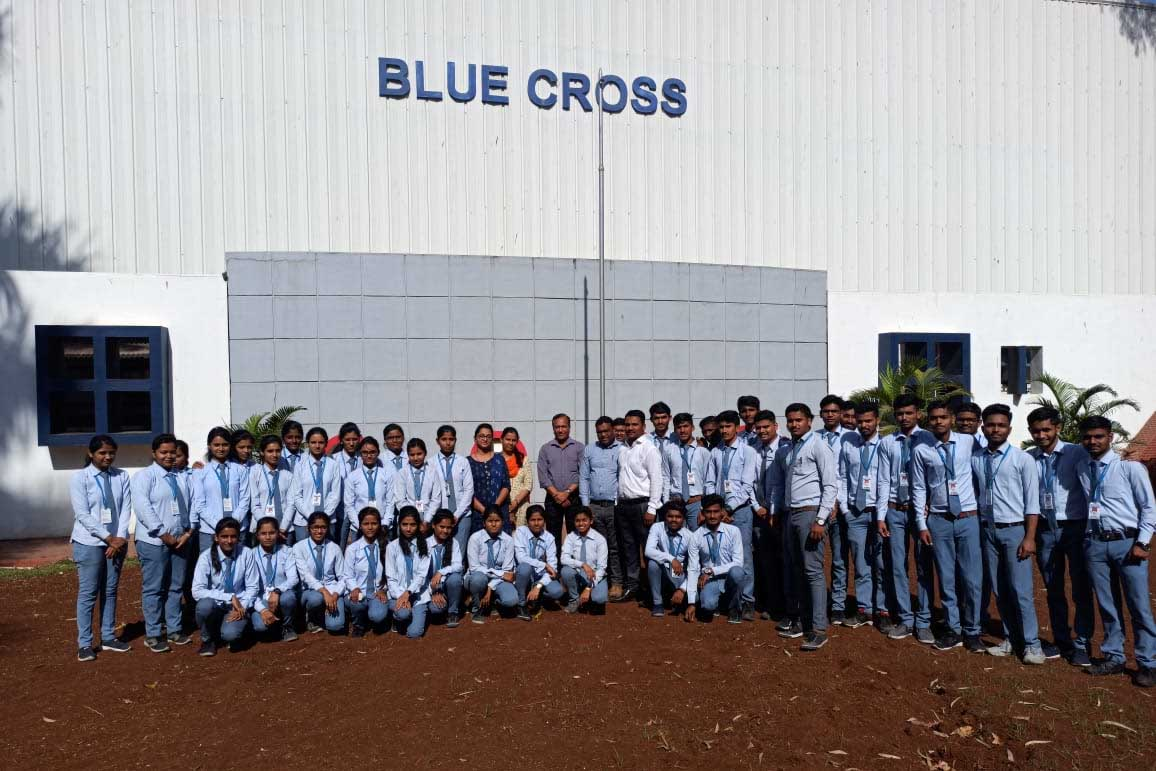 Bluecross And Vadivarhe Specialities And Chemicals Ltd Nashik visit